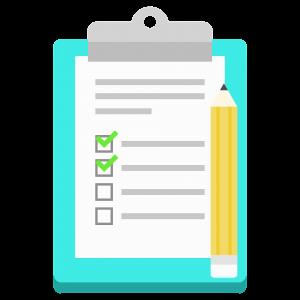Assessment Criteria List